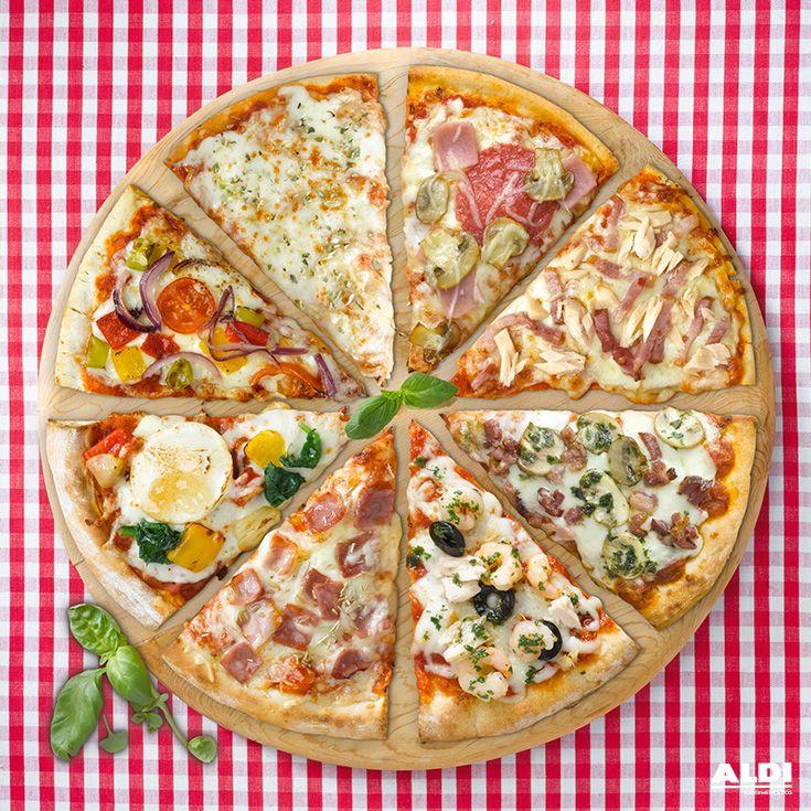 El mundo en porciones #pizza #slice #yummy