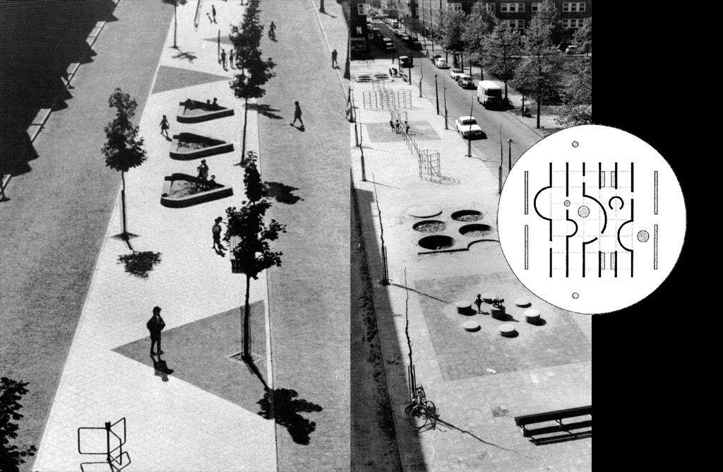 Aldo Van Eyck Playground Planner U R B A N Playgrounds