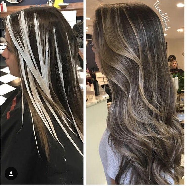 Morenas Iluminadas Subtle Balayage Balayage Hair Hair