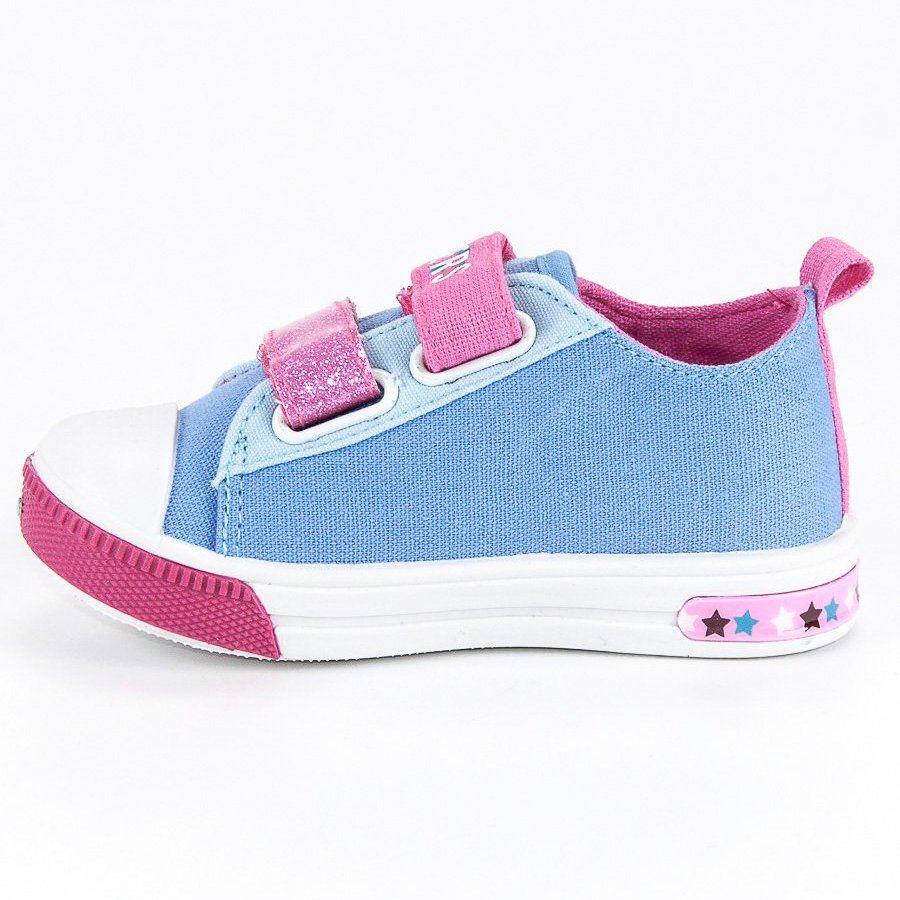 Trampki Dla Dzieci Butymodne Niebieskie Rozowe Trampki Na Rzep Kraina Lodu Butymodne Winter Shoes Baby Shoes Sneakers