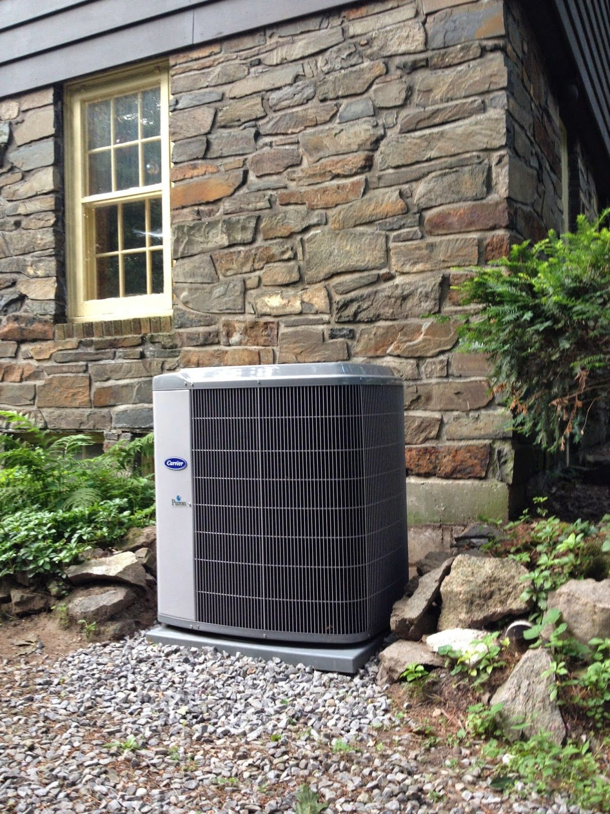 Air Conditioning Installed (and more than you ever wanted