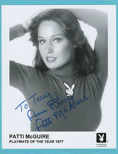 Patti Mcguire Autograph Photos