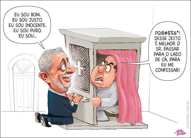 BLOG DO AMARILDO . CHARGE CARICATURA | Arte política, Memes engraçados,  Engraçado