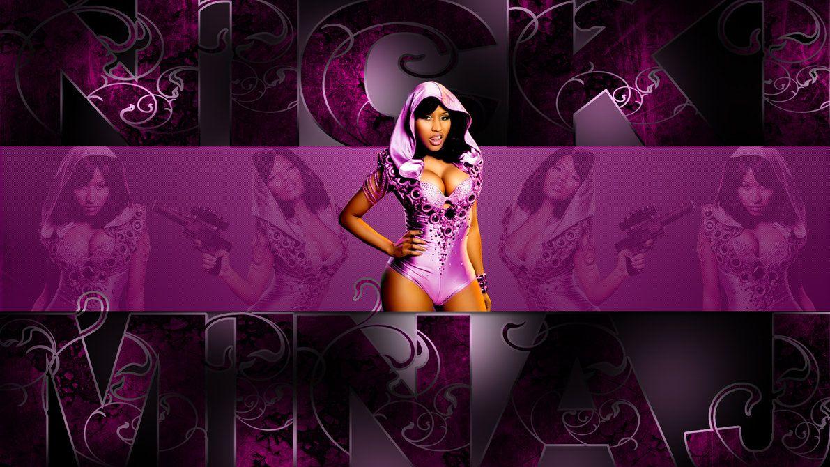 Nicki Minaj wallpaper for desktop Nicki minaj wallpaper