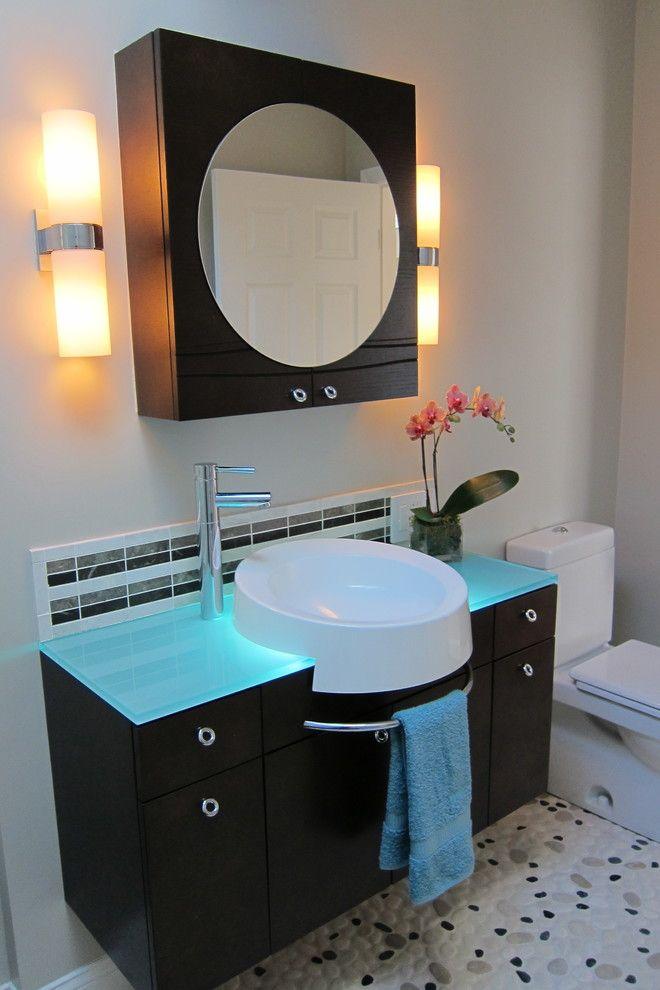 Elegant-Vessel-Sink-Faucets-convention-Boston-Contemporary-Bathroom ...