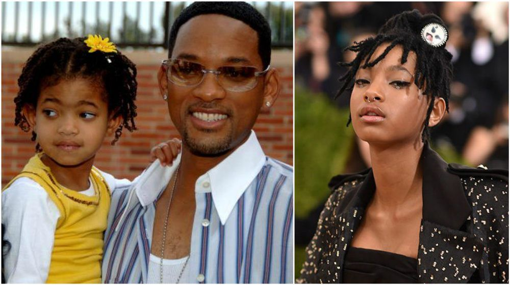 willow Will smith and