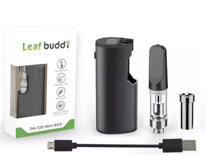Leaf Buddi TH-720 Mini Box | VAPORIZERS | Kit, Usb, Charger