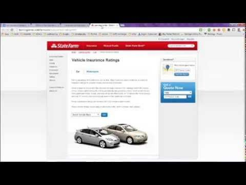 Auto Insurance Rating System And Information Car Insurance Auto