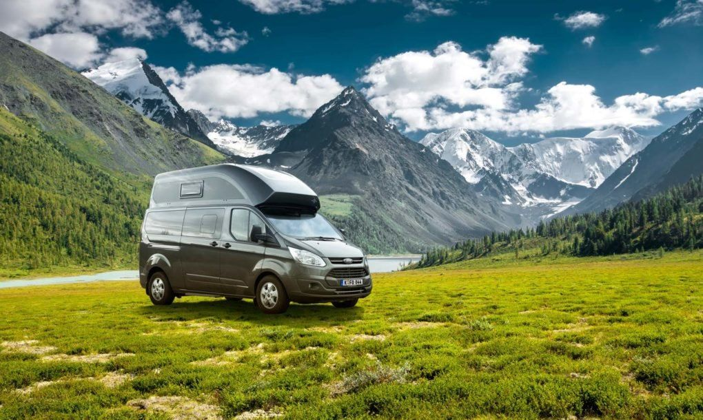 The Nugget Plus Camper Van Has All The Amenities You Need For Life