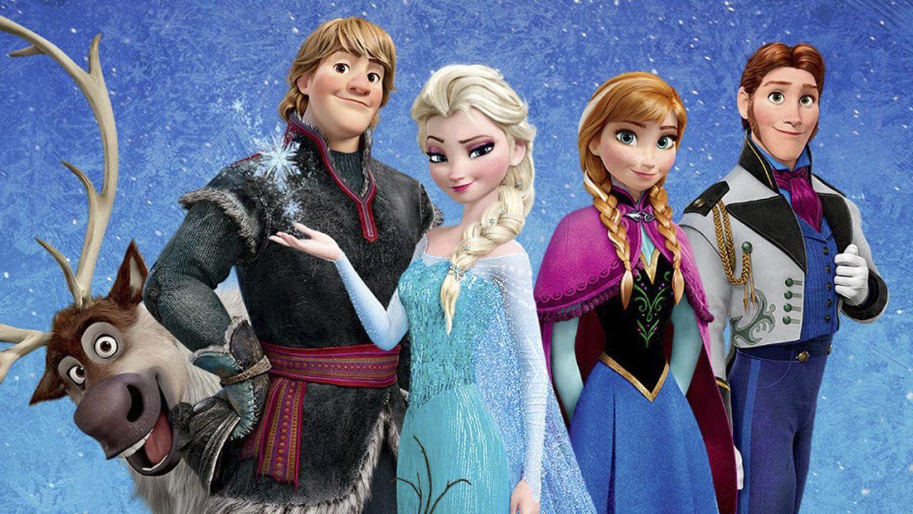 Frozen Frozen costume