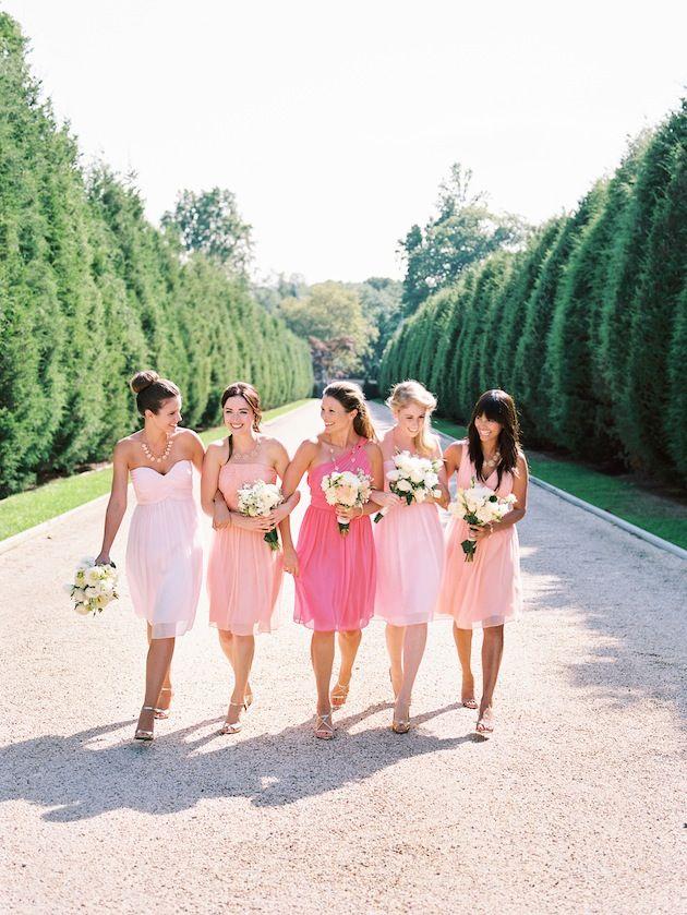 Dona Morgan Bridesmaids Dress Trends 2014 | Pinterest | Damitas de ...