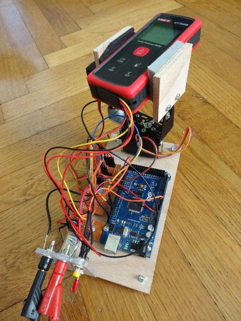 Lidar Using Arduino