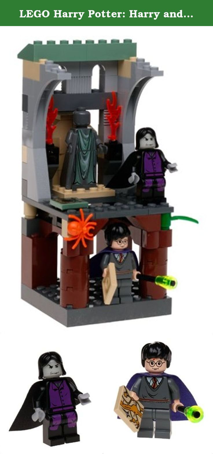 LEGO Harry Potter Harry And The Marauders Map    Read More At The Image  Link.
