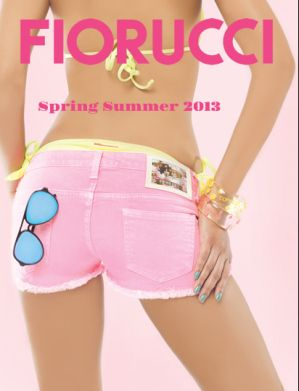 Fiorucci Pin-Up Style