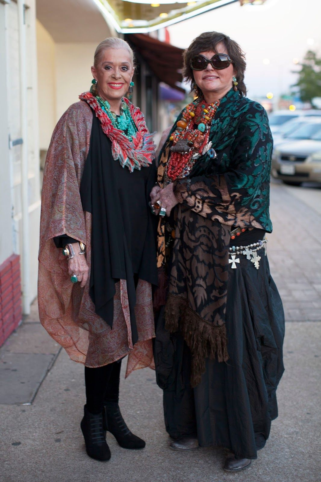 boho style as a replacement for women  60