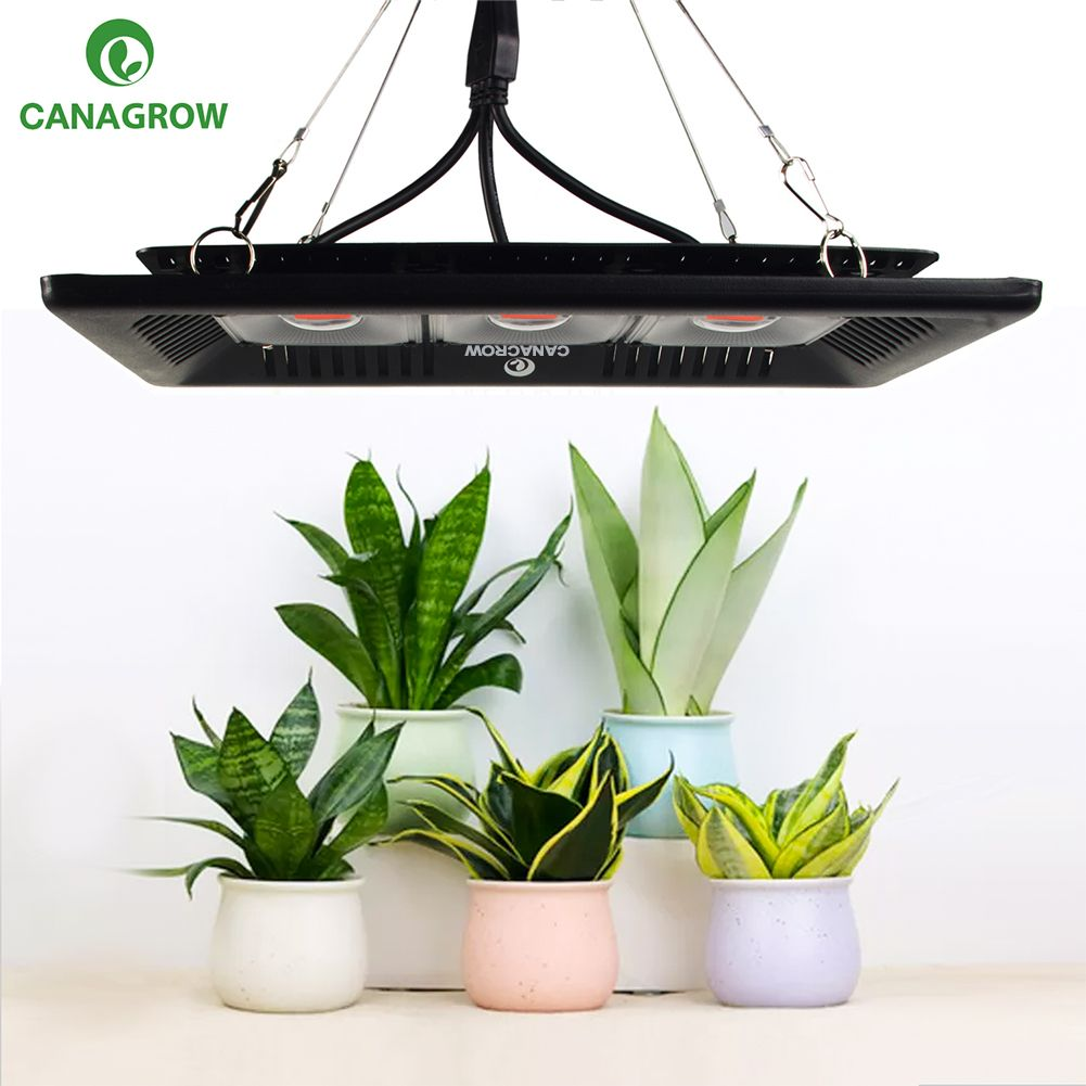 Canagrow 300w Waterproof Cob Led Grow Light Grow Lights Led Grow Lights Indoor Plants