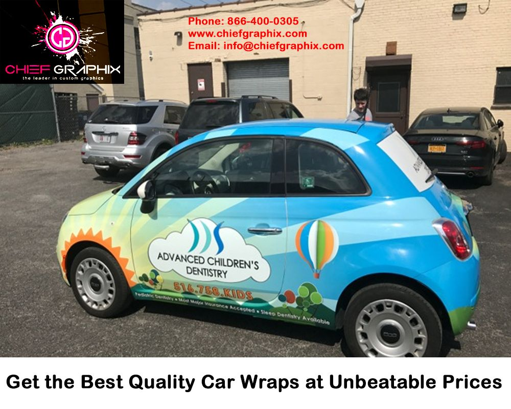 Get The Best Quality Car Wraps at Unbeatable Prices Car