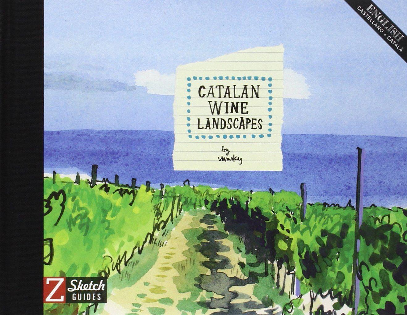 ABRIL-2015. Swasky. Catalan wine landscapes. 663 SWA.