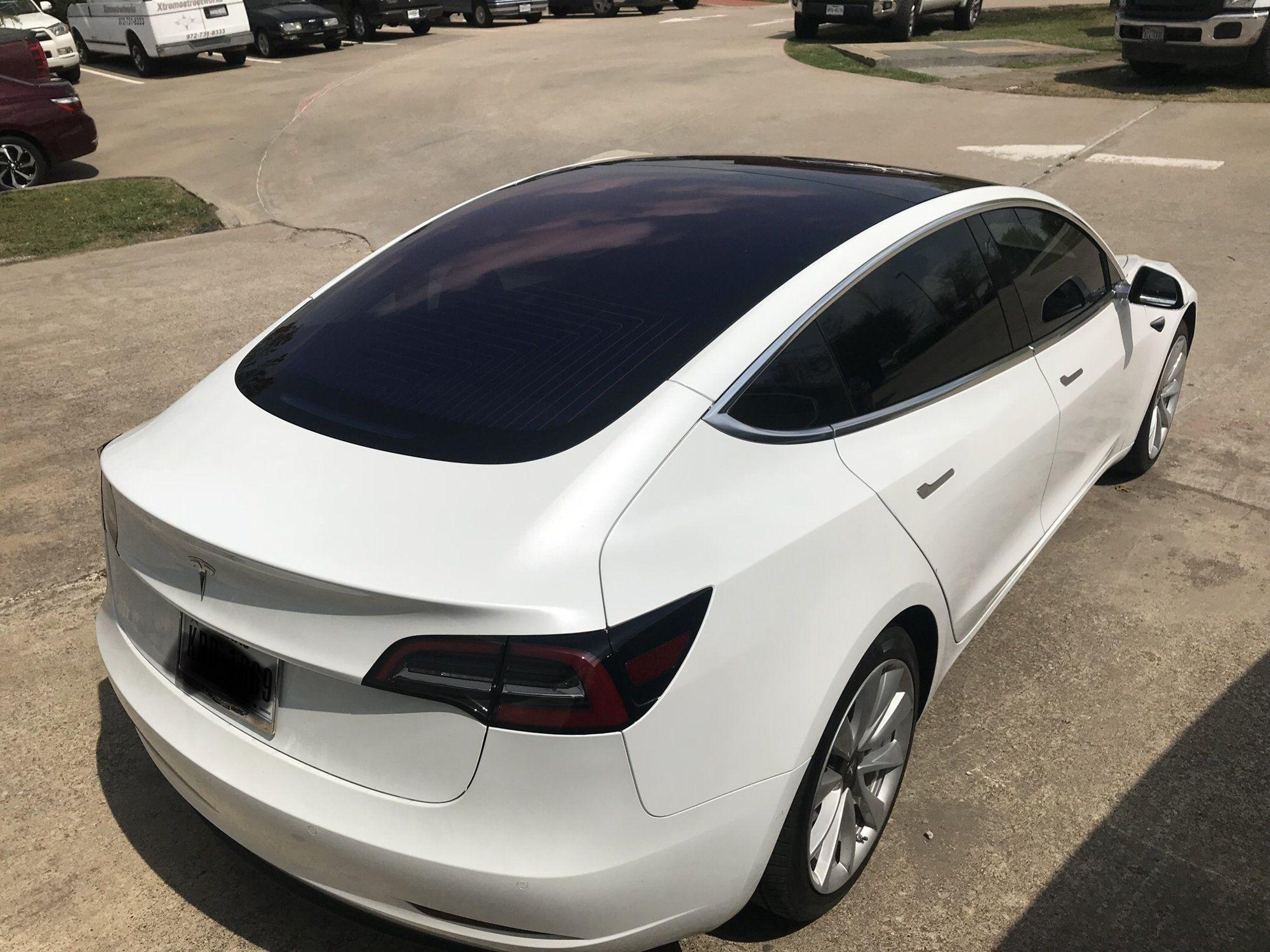 Who S Tinted Their Windows Tesla Tesla Car Tesla Motors