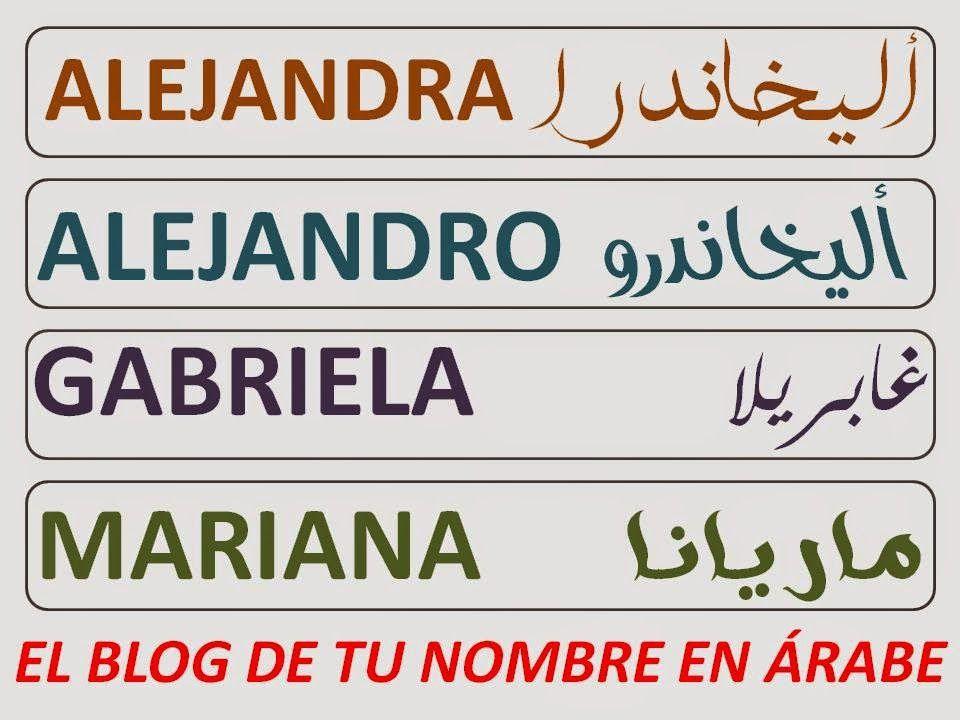 Tatuajes Con Nombres En Arabe mi nombre en arabe para tatuaje gratis - sfb