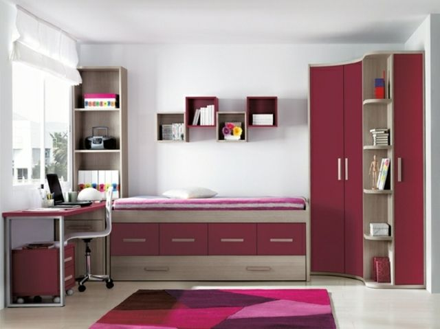 Décoration chambre ado moderne en quelques bonnes idées   Chambre ...