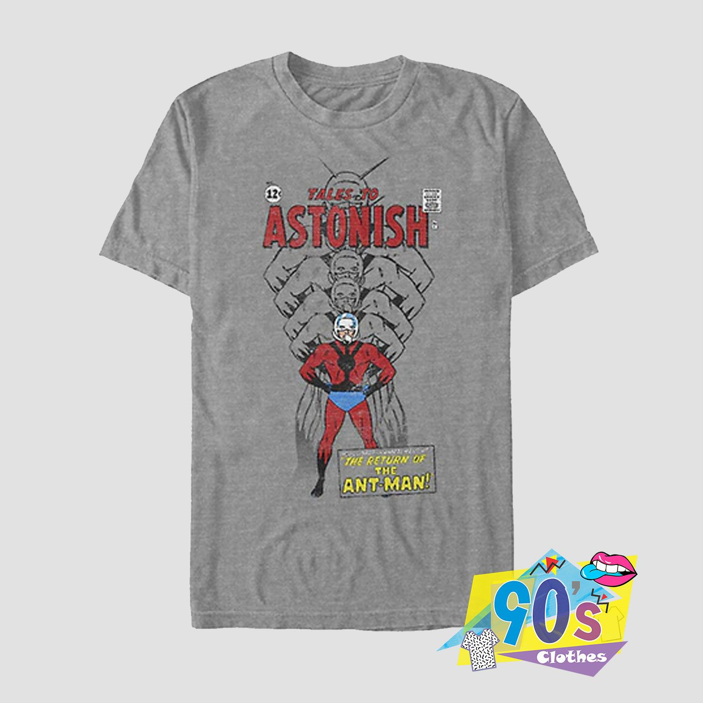 Marvel Ant Man Getting T shirt #decadedayoutfits