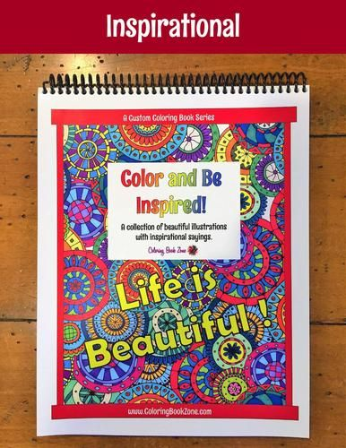 Color And Be Inspired