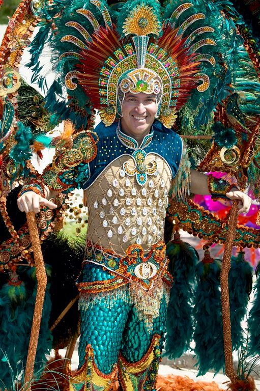 #3: Carnival isn't a weekend or a season, it's an unending Aruban state of mind.