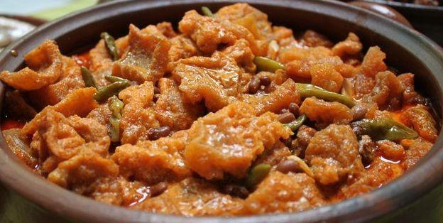 Resep Sambal Goreng Krecek Gudeg Resep Resep Masakan Masakan
