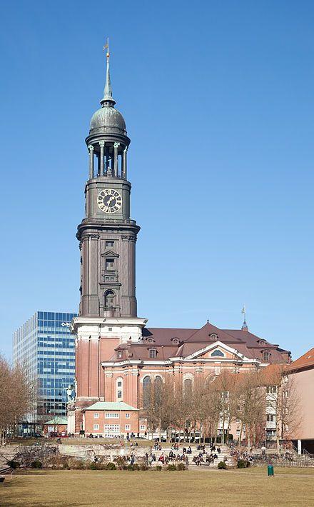 Hauptkirche Sankt Michaelis Hamburg Hamburg Kirchen Sankt