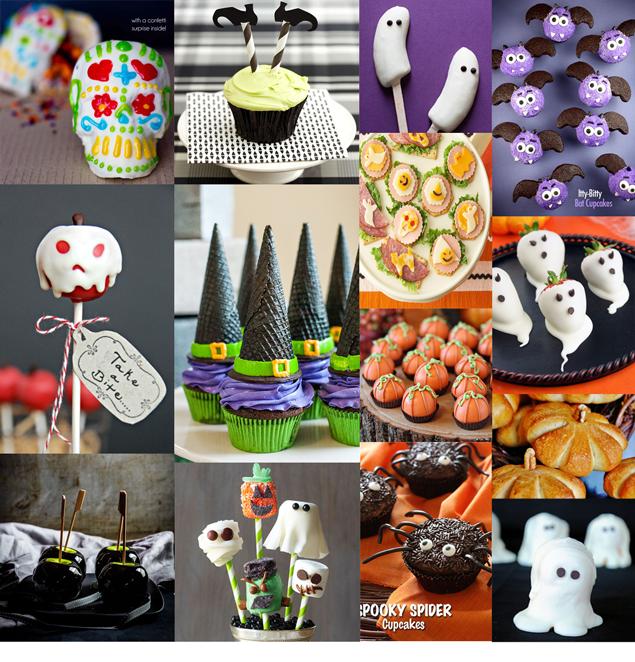 piratamorgan.com: 24 recetas para Halloween