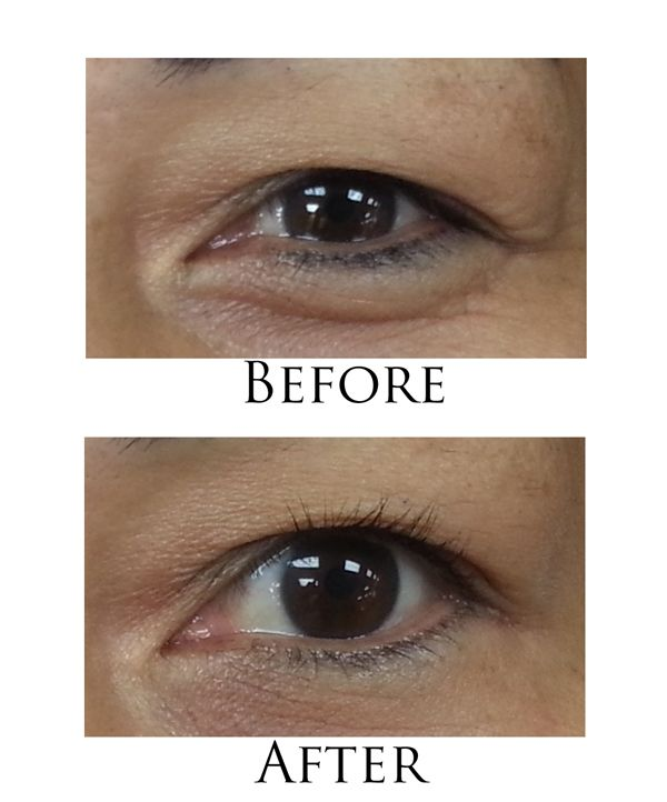 See Even Short Lashes Can Get Some Love With An Eyelash Perm 3