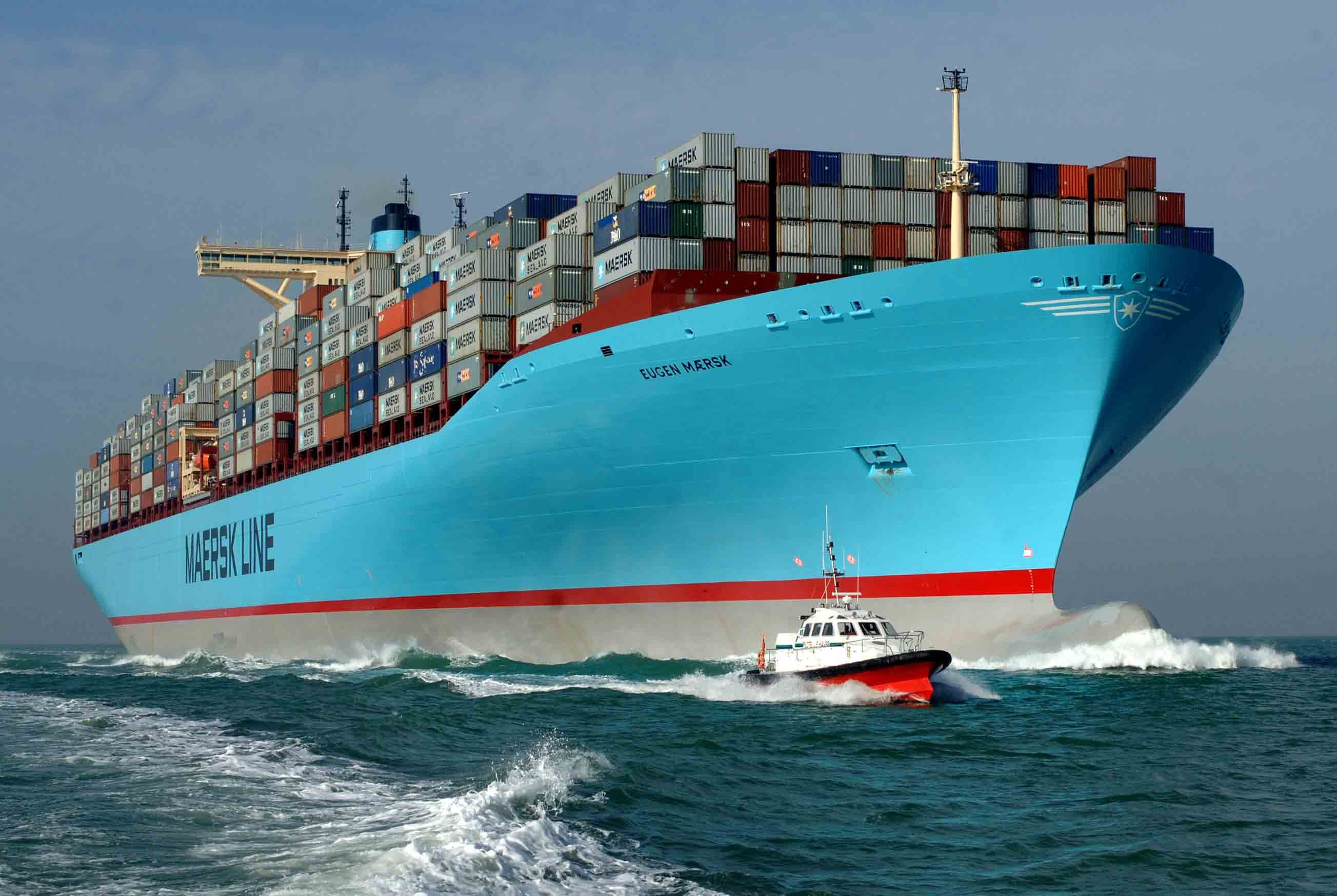 Not Found Maersk Line Cargo Shipping Merchant Navy