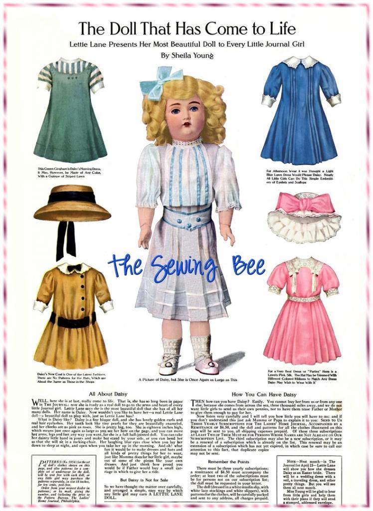 Прекрасная антикварная кукла Kestner & Lettie Lane Daisy ...