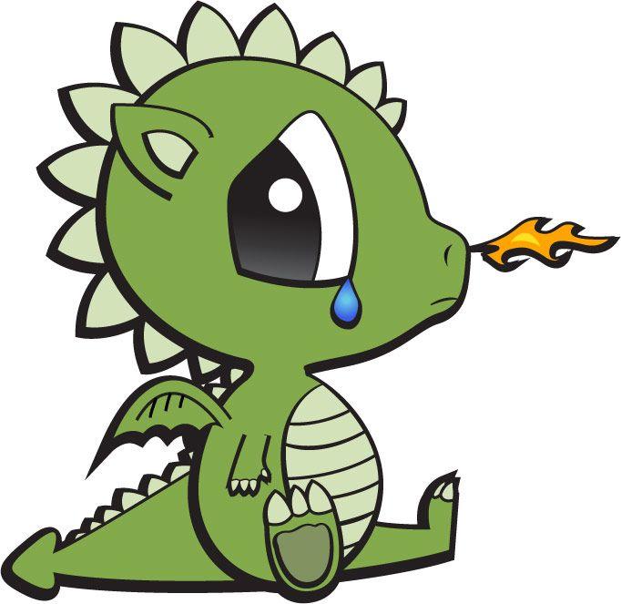 Baby Dragon by anamanae on deviantART | Cartoon dragon, Baby dragons  drawing, Baby dragon