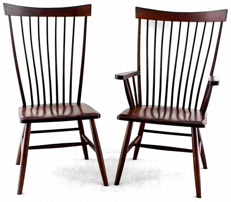 dining room chairs for less | Amish Montpelier Windsor Chair | Windsor dining chairs ...