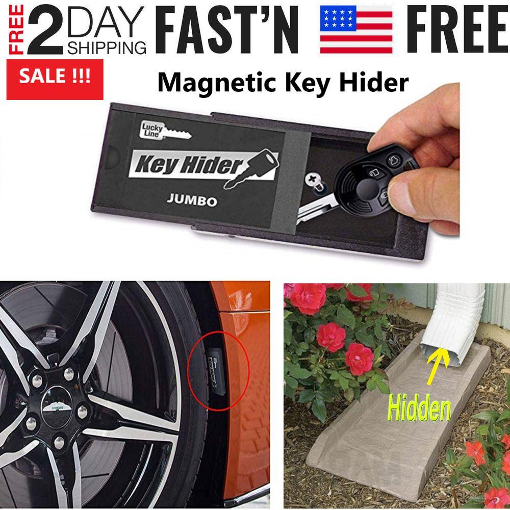 Magnetic Key Holder Magnetic Key Holder Ideas Magnetickeyholder Keyholder Hide A Key Master Lock Key Box Car Magneti Hide A Key Key Box Magnetic Key Holder