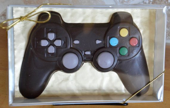 Chocolate Video Game Controller Chocolate Playstation Controller Chocolate Game Controller Chocolate Video Gamer Gift Wedding Favor In 2021 Chocolate Videos Video Game Controller Chocolate