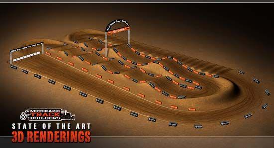 backyard mx track   Building my track.michigan   Motocross ...