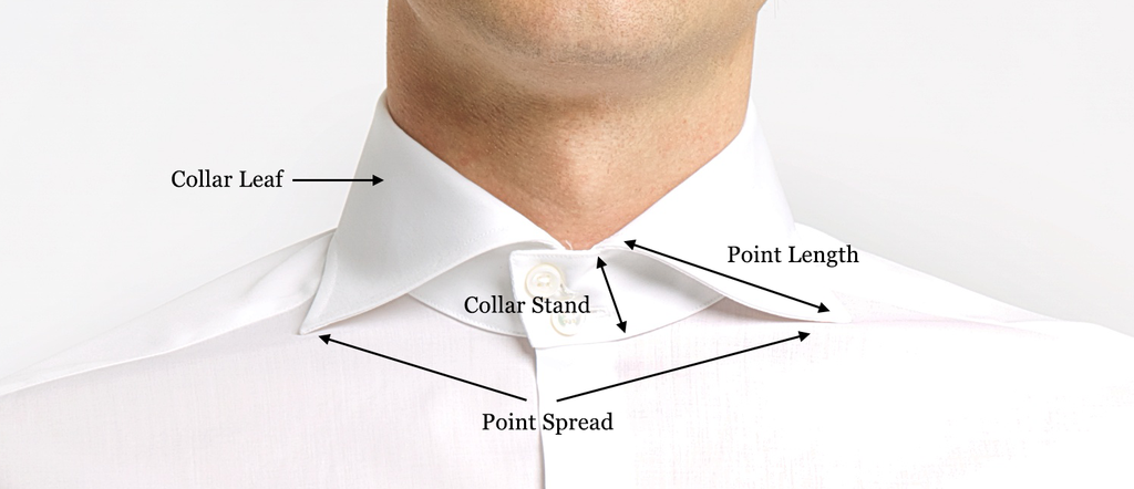 The Anatomy of a Dress Shirt | Sebastian Ward | Work attire( uniform ...