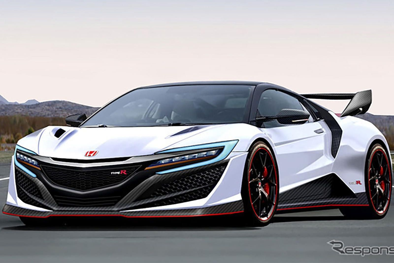 We Could See A Honda Nsx Type R Later This Year Super Cars Acura Nsx Nsx