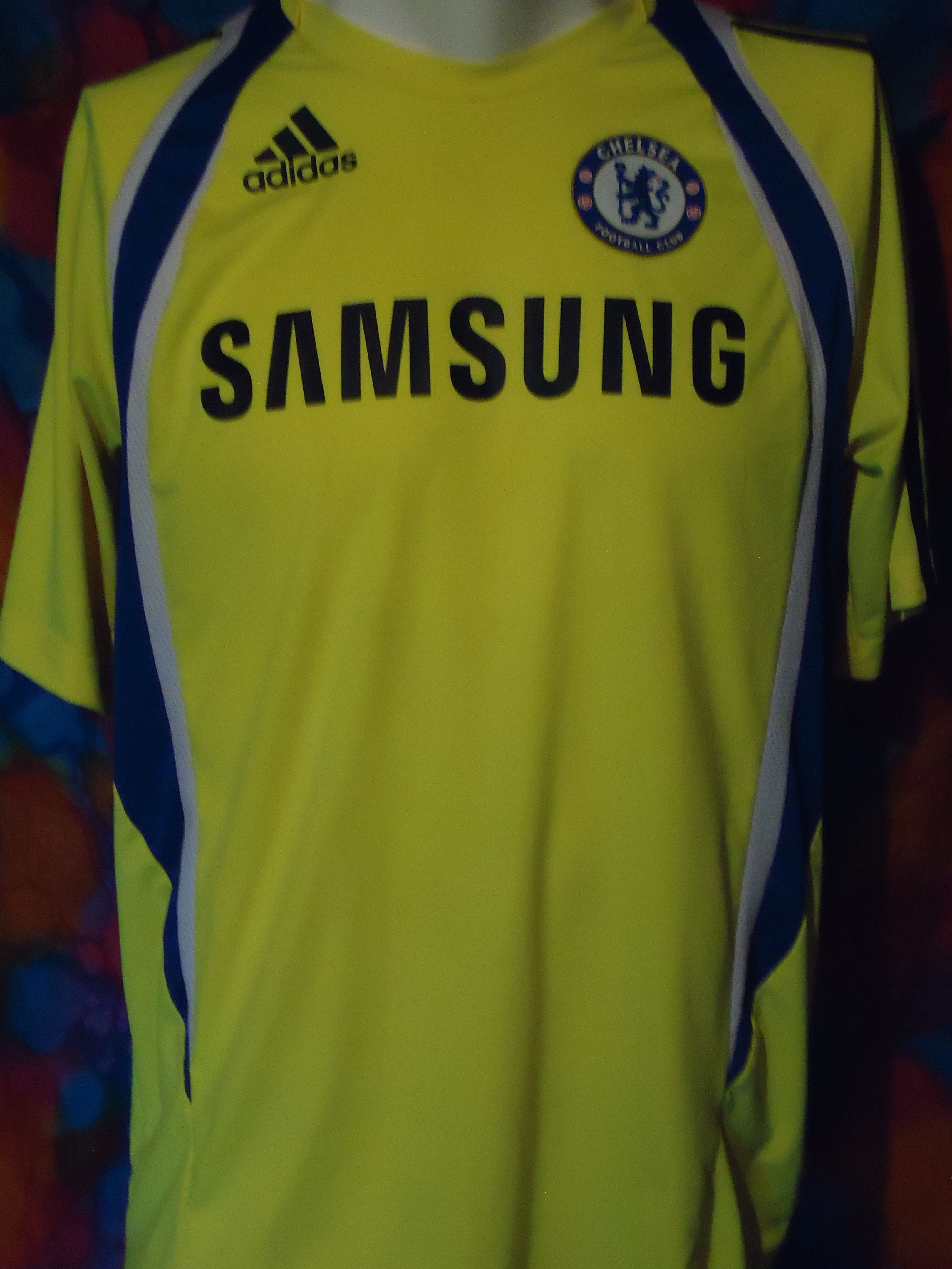 online store 23fd1 92bd1 Chelsea - Football Club - Soccer Jersey - Yellow - Adidas ...