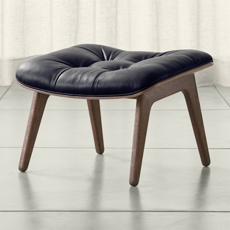 Marvelous Mammoth Leather Ottoman Furniture Leather Ottoman Gmtry Best Dining Table And Chair Ideas Images Gmtryco