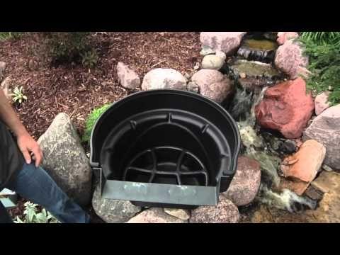 Aquascape Biofalls Filter Www Aquascapeinc Com Helpful Pond