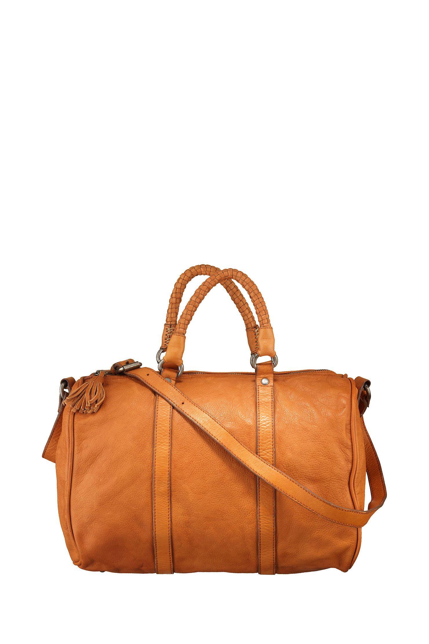 Sac en cuir camel ikks women uac bags pinterest ethnic bag