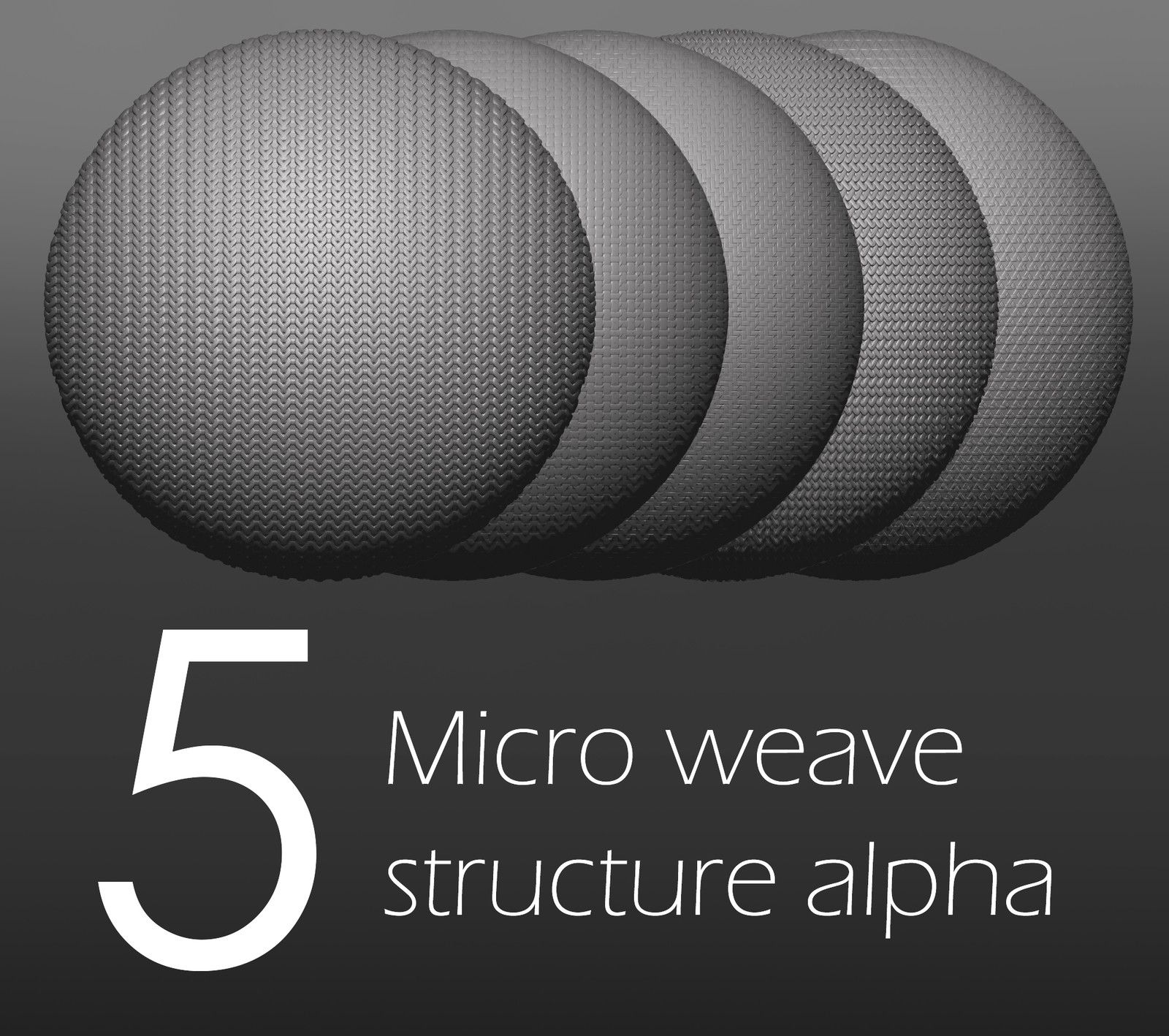 Free alphas - Micro Weave Structure, Joachim Jensen on ArtStation at https://www.artstation.com/artwork/d3voQ