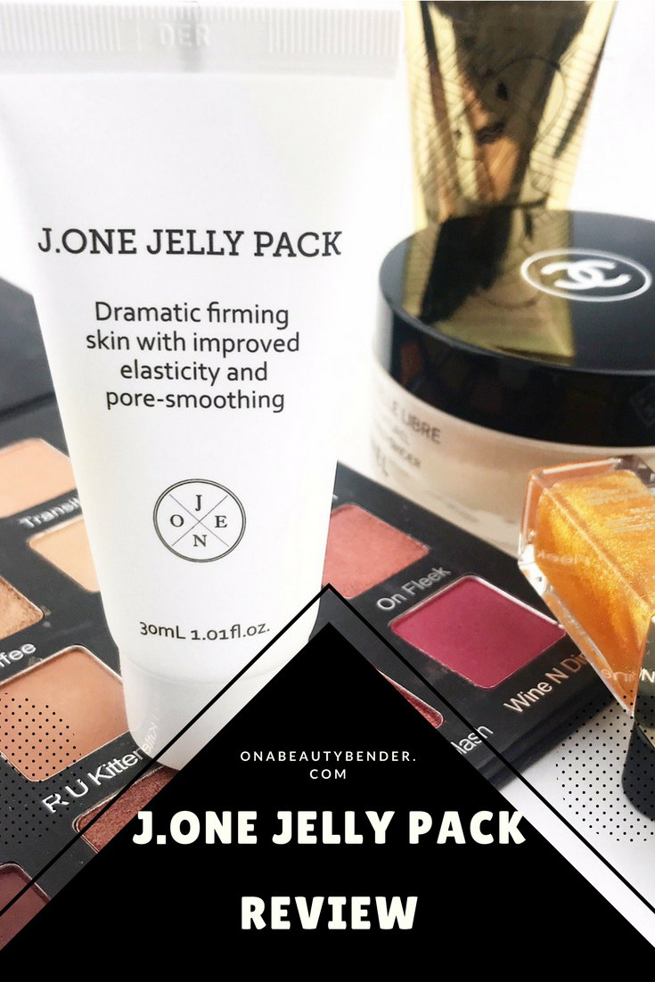 J.One Jelly Pack REVIEW | Jelly, Makeup blog, Beauty