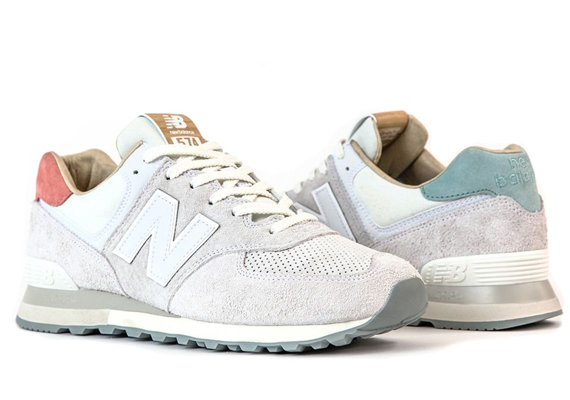 """New Balance 574 """"Peaks To Streets"""" Pack Release Info 