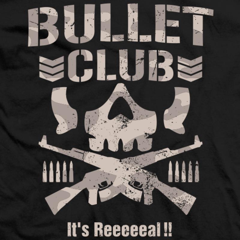 Bullet Club It S Reeeeeal Bullet Club Logo Njpw Japan Pro Wrestling
