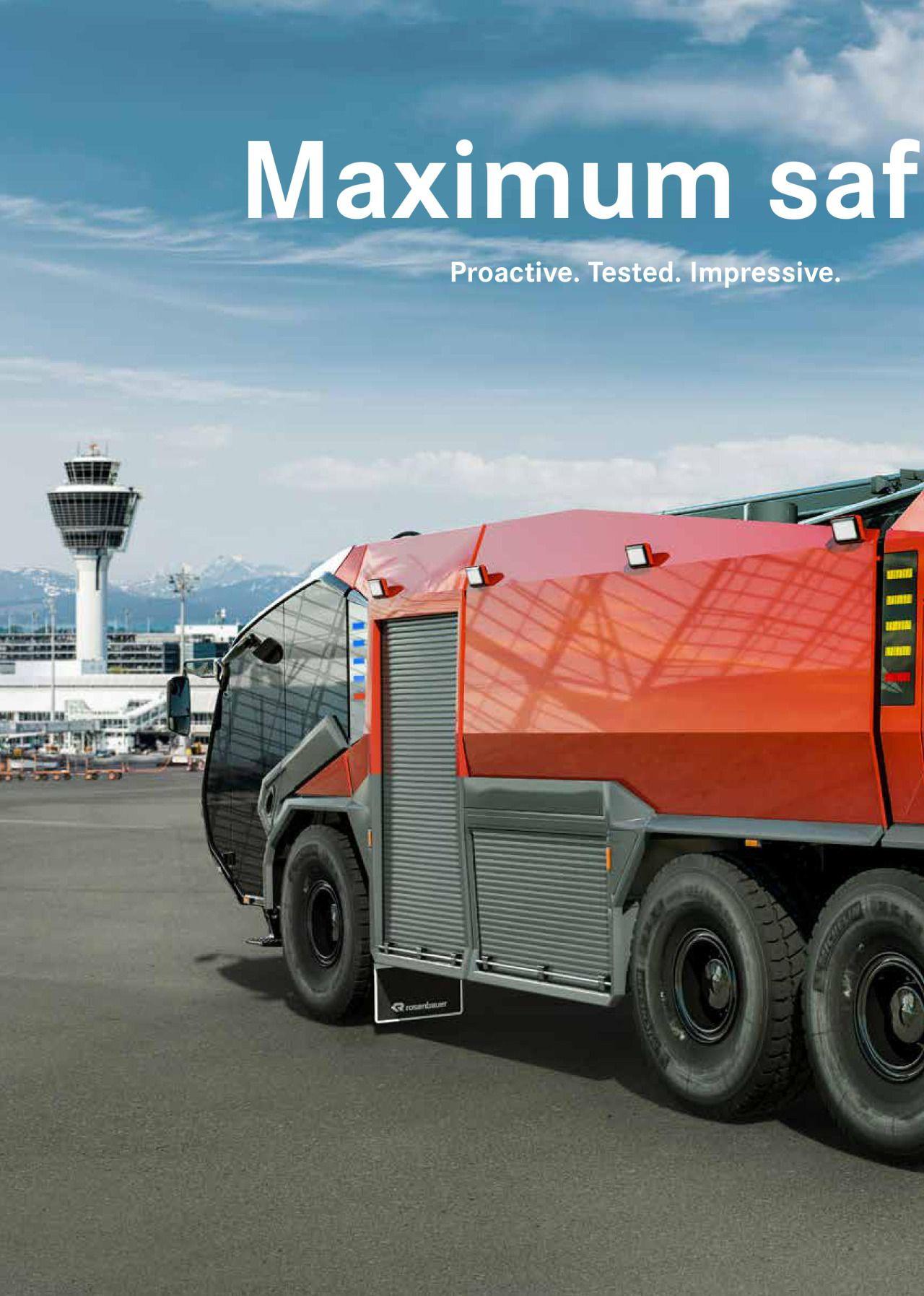 Airport Firetruck Concept | Prot | Pinterest | Firetruck, Vehicle And  Future Trucks